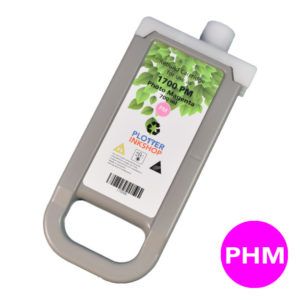 PFI-700 photo magenta ink cartridge for Canon plotter