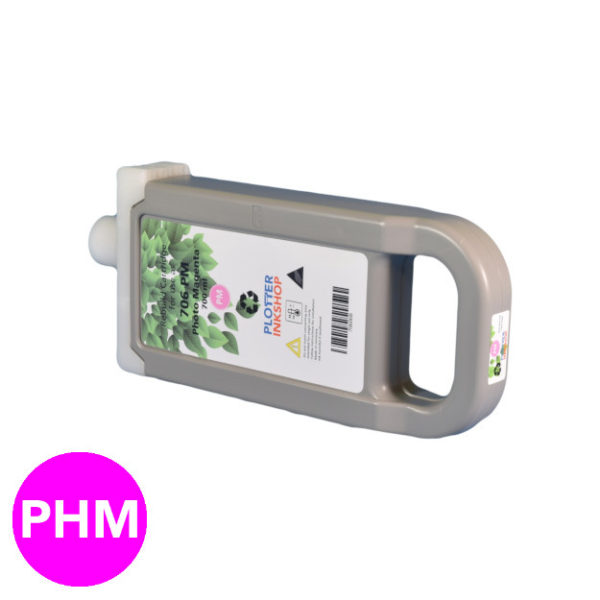 PFI-706 photo magenta ink cartridge for Canon plotter