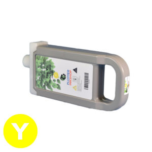 PFI-706 yellow ink cartridge for Canon plotter