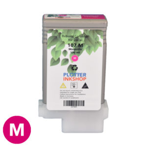 PFI 107 Magenta ink cartridge for Canon plotter printer