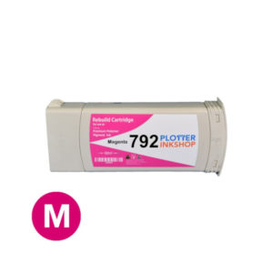 No792 magenta ink cartridge for HP plotter